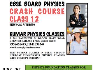 Neet Physics Classes In Delhi