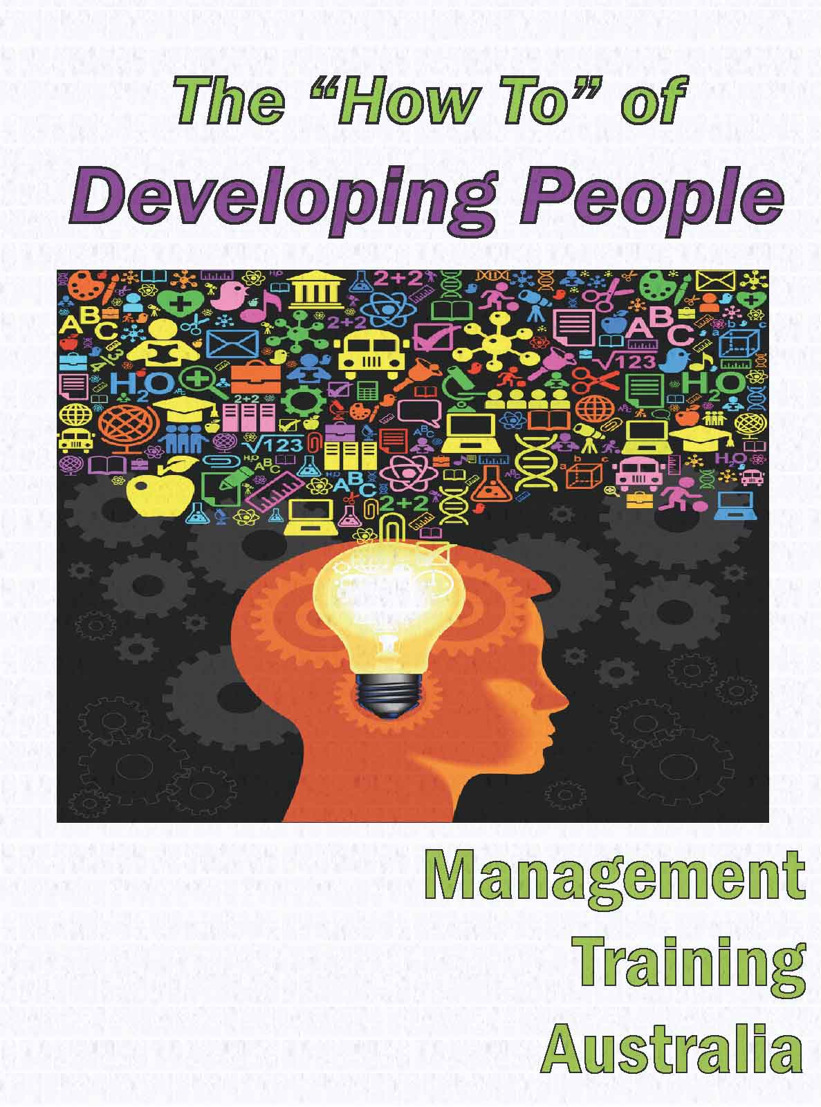 """""""How to"""" of developing people"""