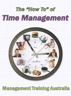 """""""How to"""" of time management"""
