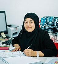 Nafisah Ismail