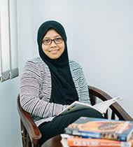 Shalida Mohd Rosnan