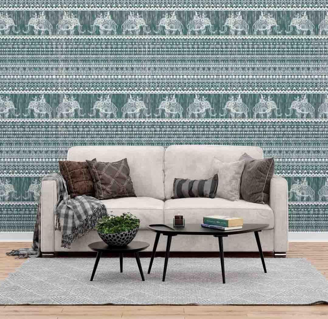 lifencolors-wallpaper-elephant-tribal-te