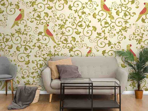 Why Wallpaper is a new paint?