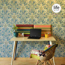 Indian design wallpapers for rooms