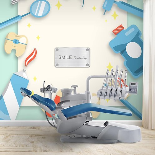 Design With Dental Equipment For Clinics