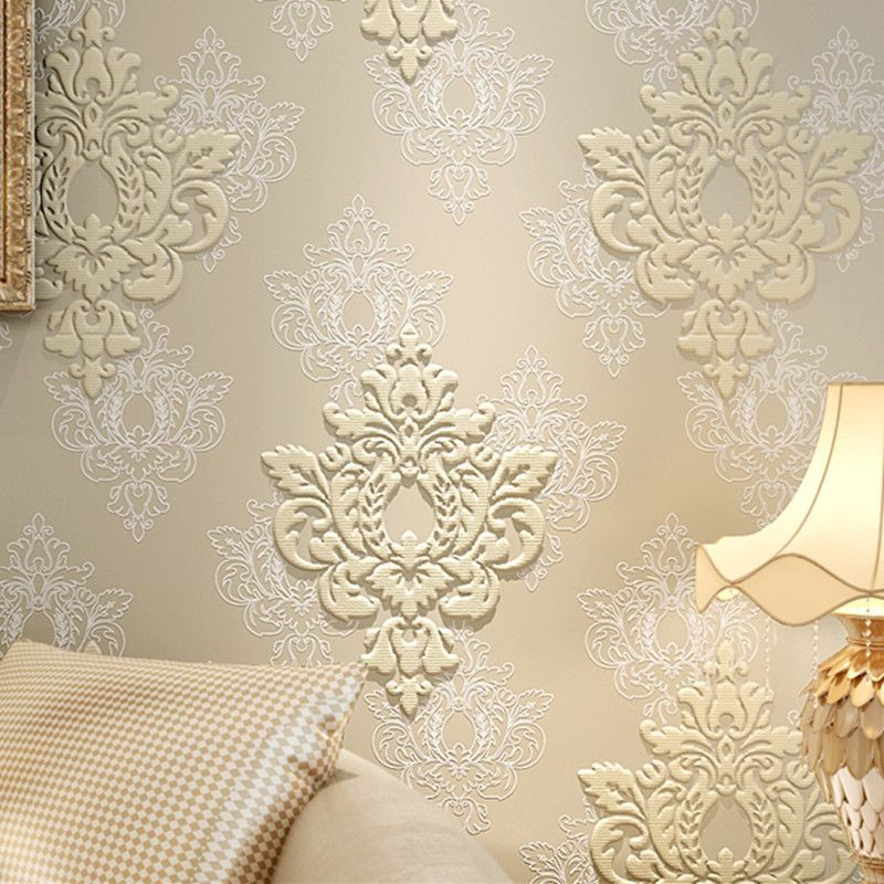 LifeNcolors-Damask-pattern-wallpapers-light-beige