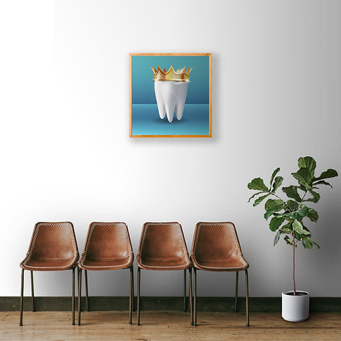 Tooth posters for dental clinics