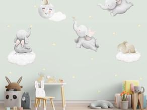 How To Choose Nursery Room Wallpaper Designs