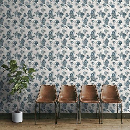 Pine Cone Wallpaper
