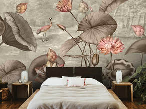 How to choose right wallpaper for your bedrooms?
