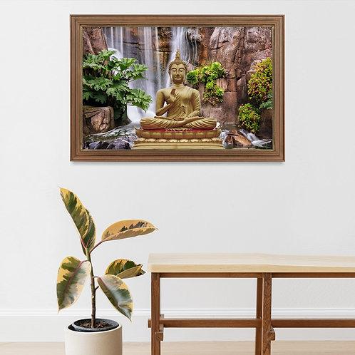 Gautama Buddha Premium Posters and Wallpapers