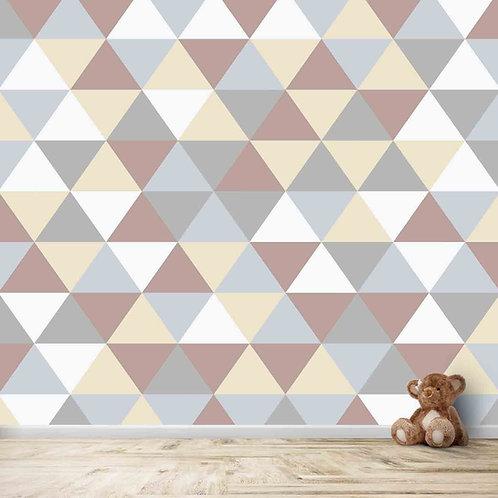 Triangle repeat geometrical pattern
