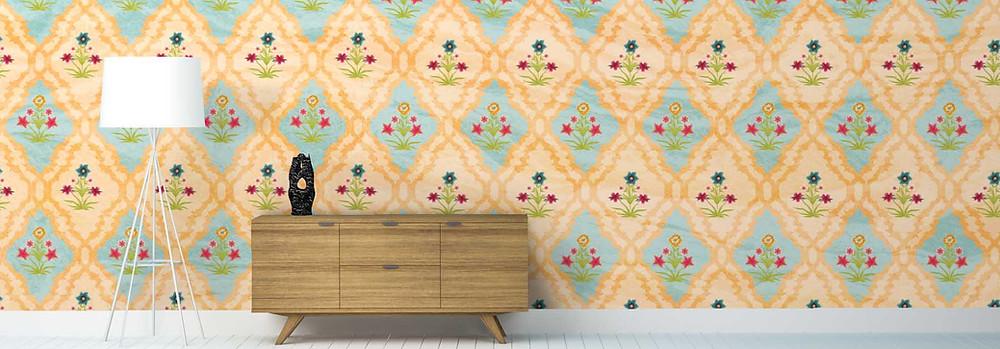 Life N Colors Designer Wallpapers