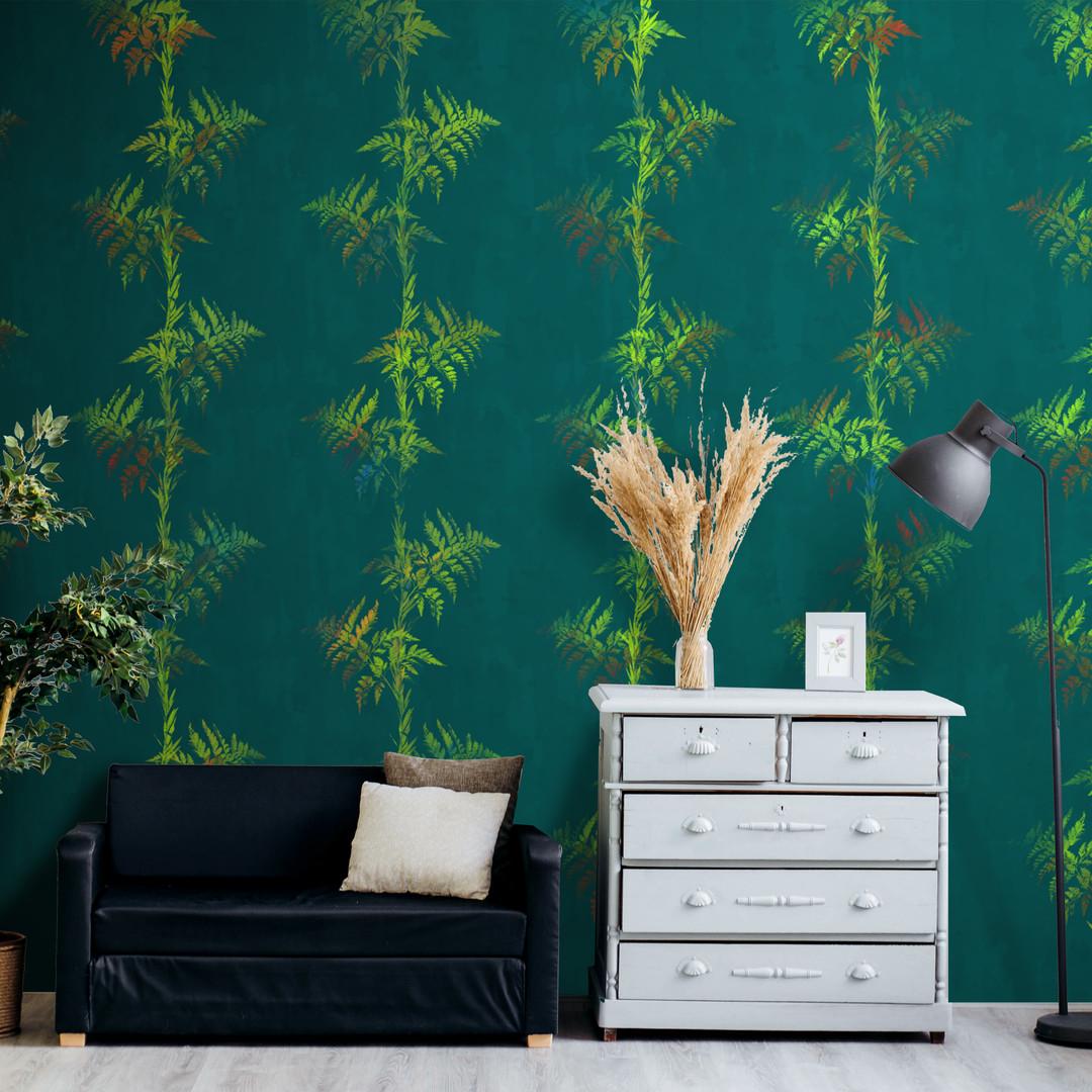 lifencolors-wallpaper-repeat-climber-green