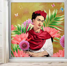 Frieda kahlo wallpaper lifencolors.jpg