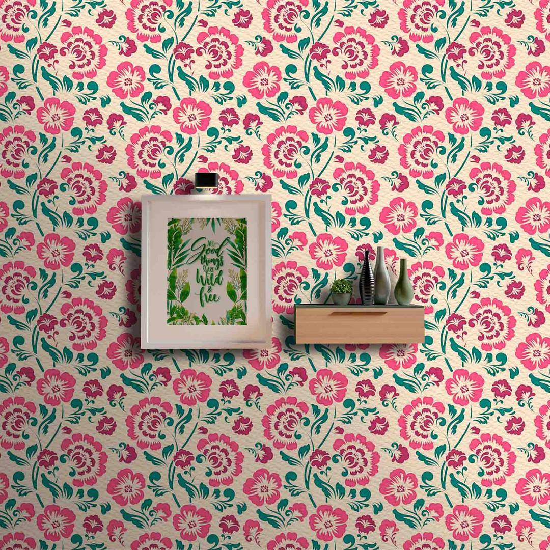 lifencolors-wallpaper-floral-repeat-pink