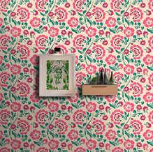 Life N Colors Floral repat wallpaper