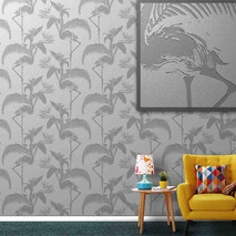 lifencolors-wallpaper-repeat-flamingo-engraved-grey
