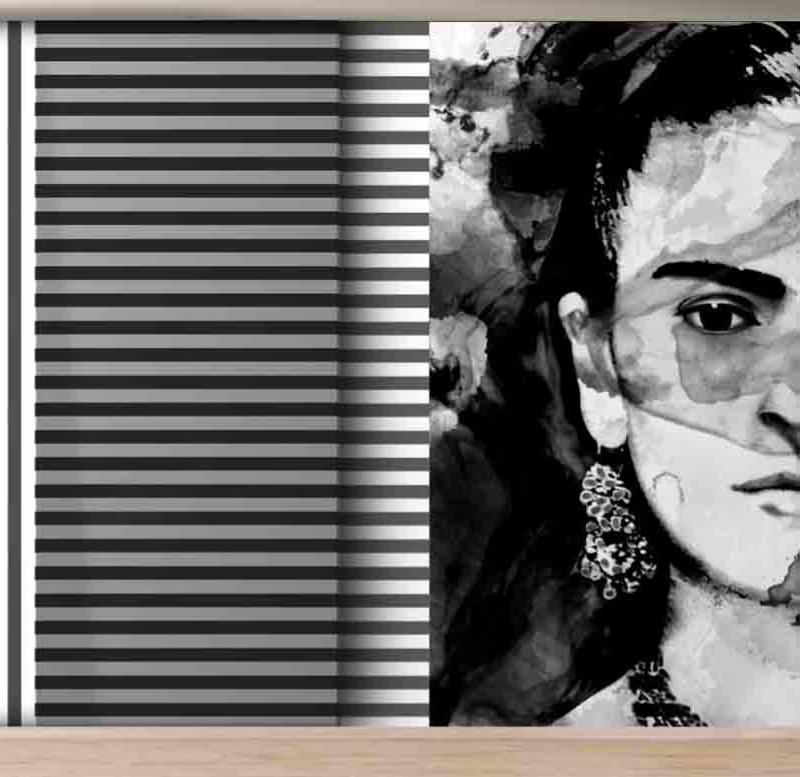 lifencolors-wallpaper-fridakahlo-portrait-abstract-blacknwhite