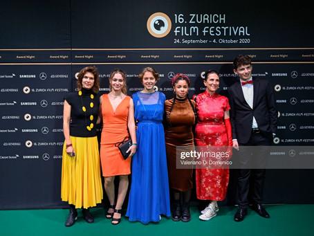 """Premiere """"Sami, Joe und Ich"""" am Zurich Film Festival 2020"""