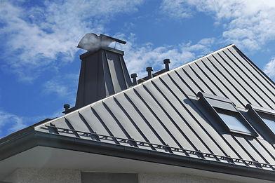 Professional Metal Roof Installation