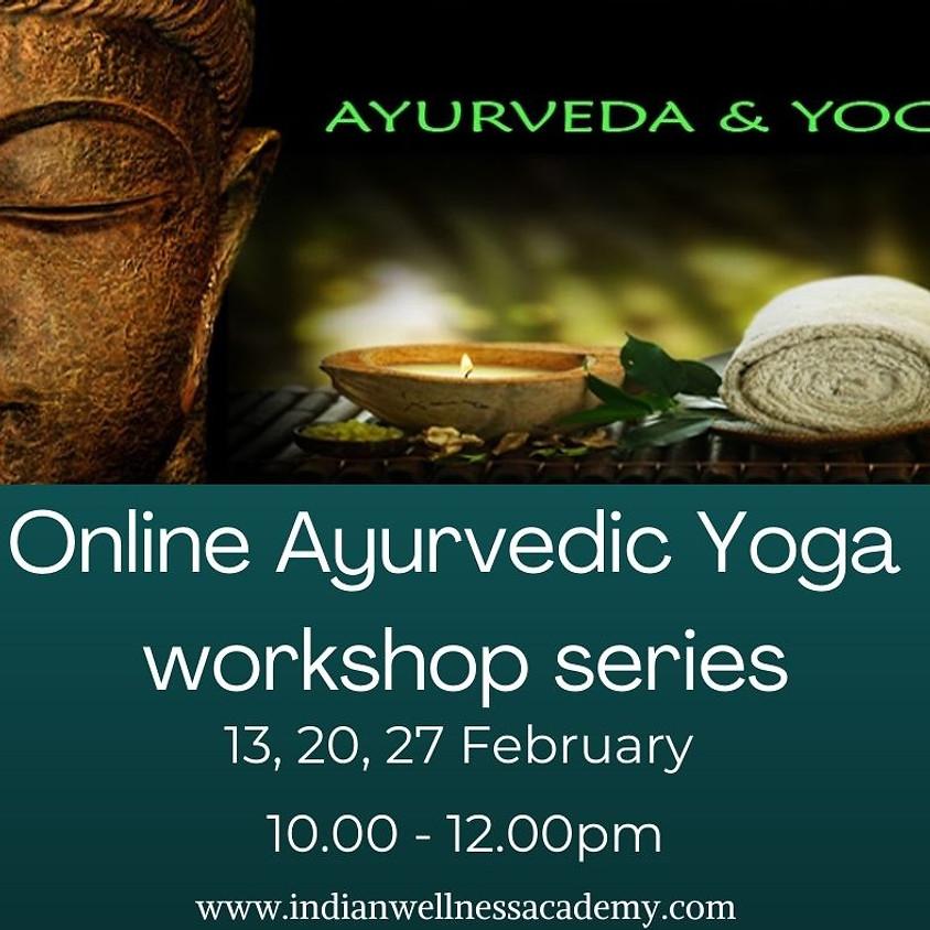 Online Ayurvedic Yoga Workshop - Part 2 Pitta