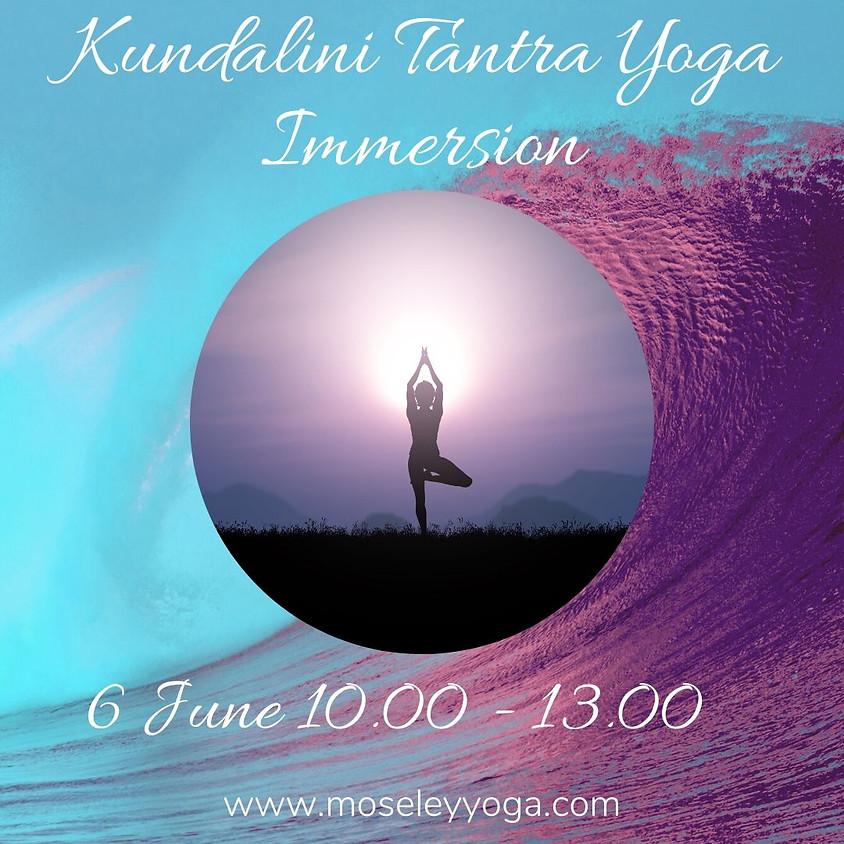 Online - Kundalini Tantra Yoga Workshop