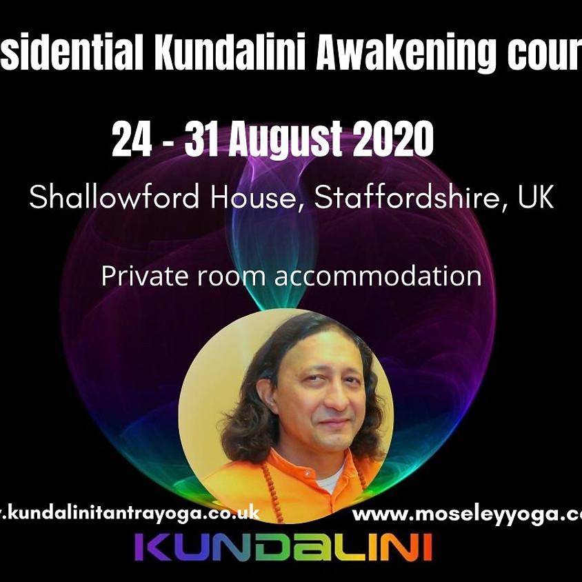 Residential Kundalini Awakening Course-Advanced training for Awakened Minds