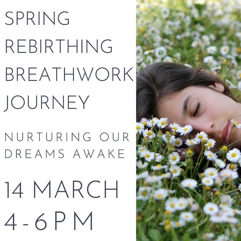 Spring Rebirthing Breathwork Journey