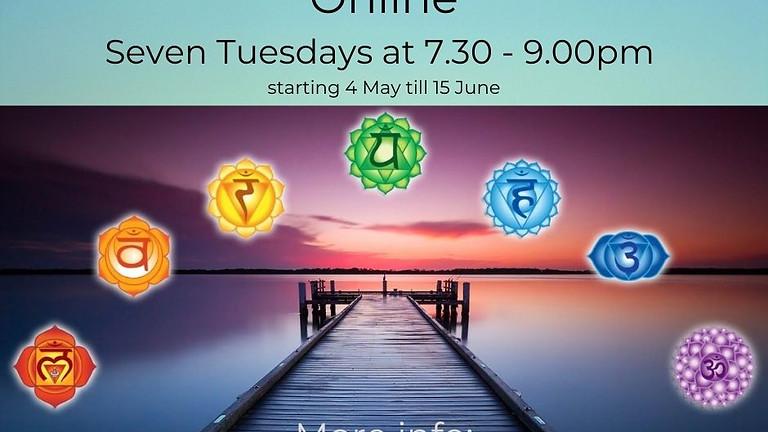 Chakra balancing workshop series Heart Chakra 4