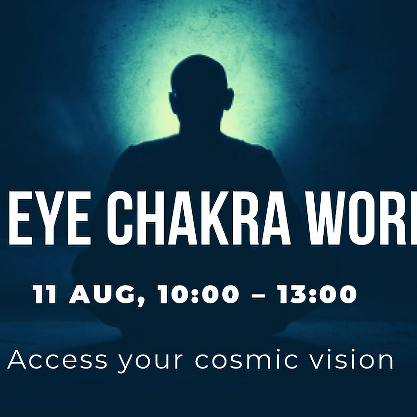 Third Eye Chakra Workshop (Ajna Chakra)
