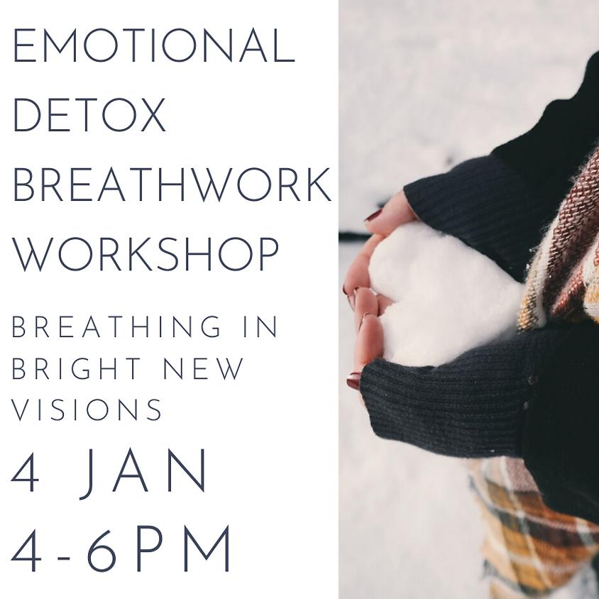 Emotional Detox Breathwork Workshop