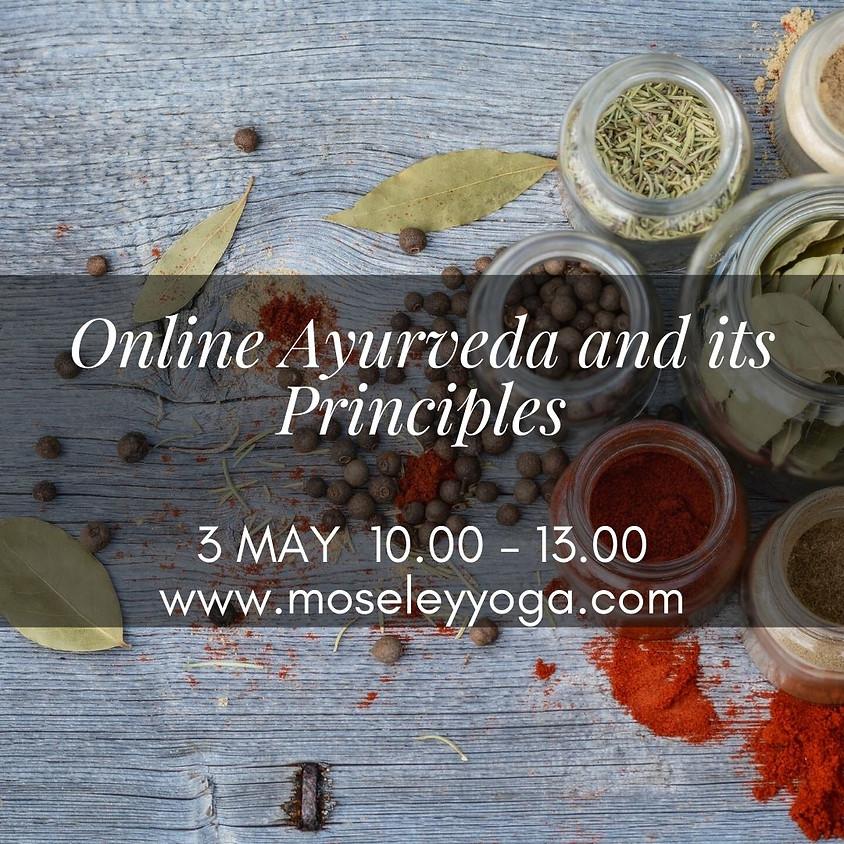 Ayurveda and its Principles