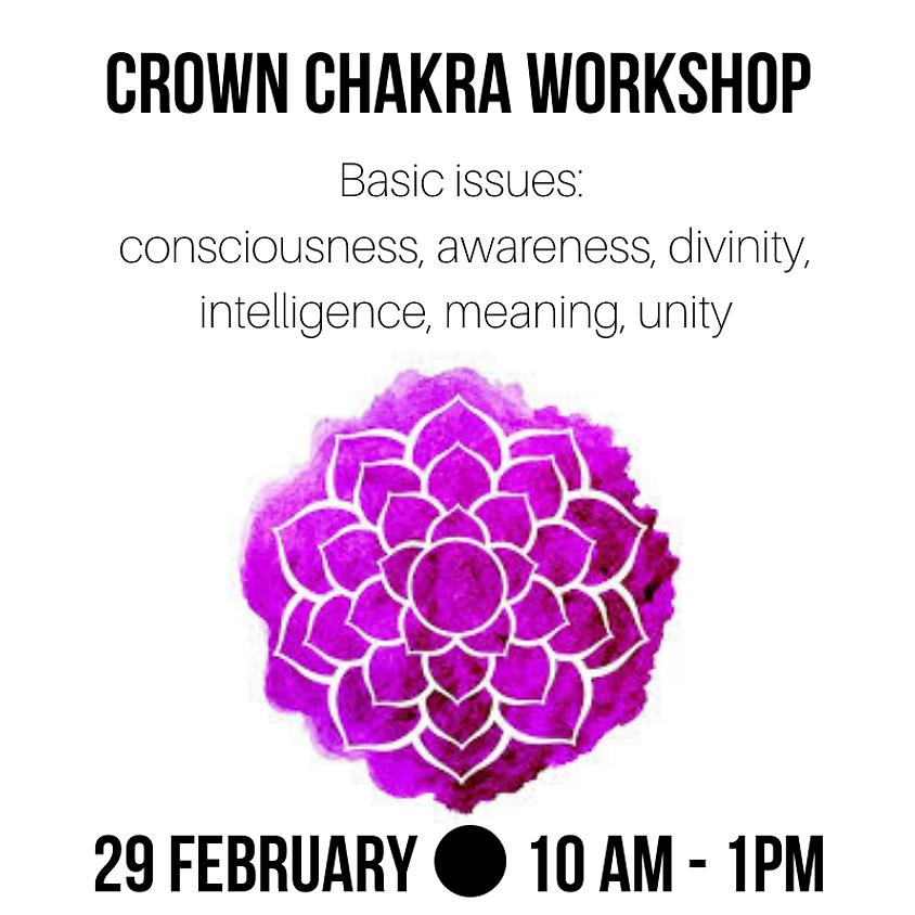 Crown Chakra Yoga Workshop
