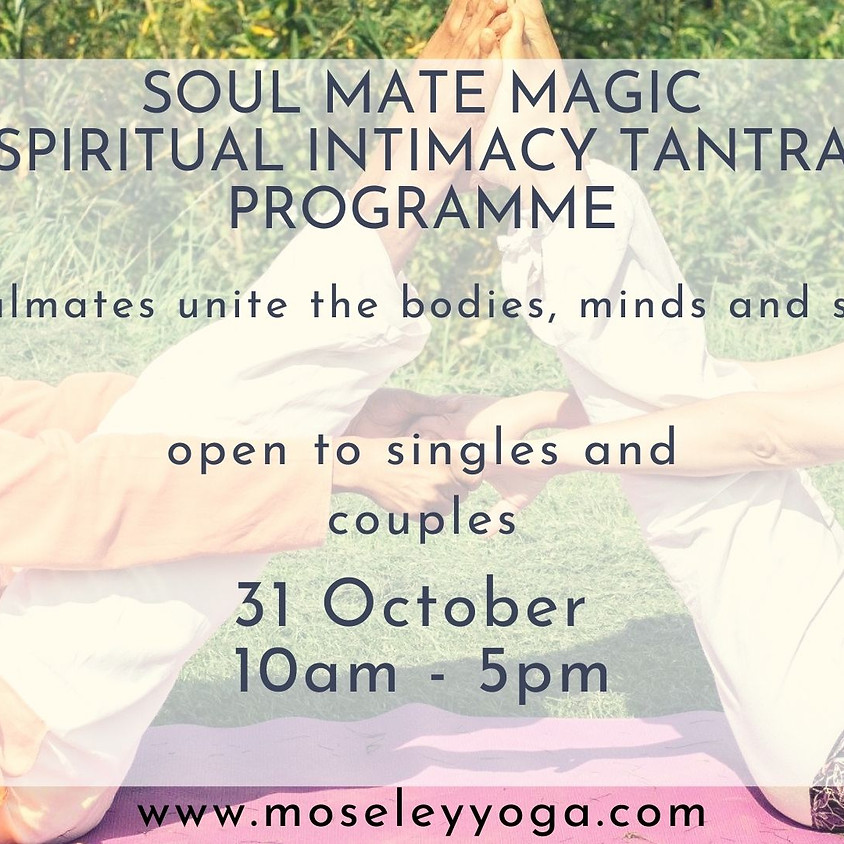 Soul Mate Magic- Learn, Rejuvenate & Enjoy