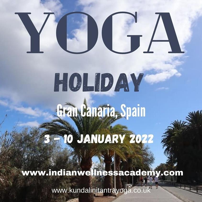 Yoga Holiday, Gran Canaria
