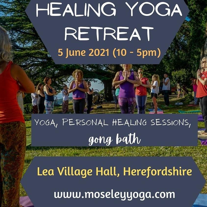HEALING YOGA RETREAT