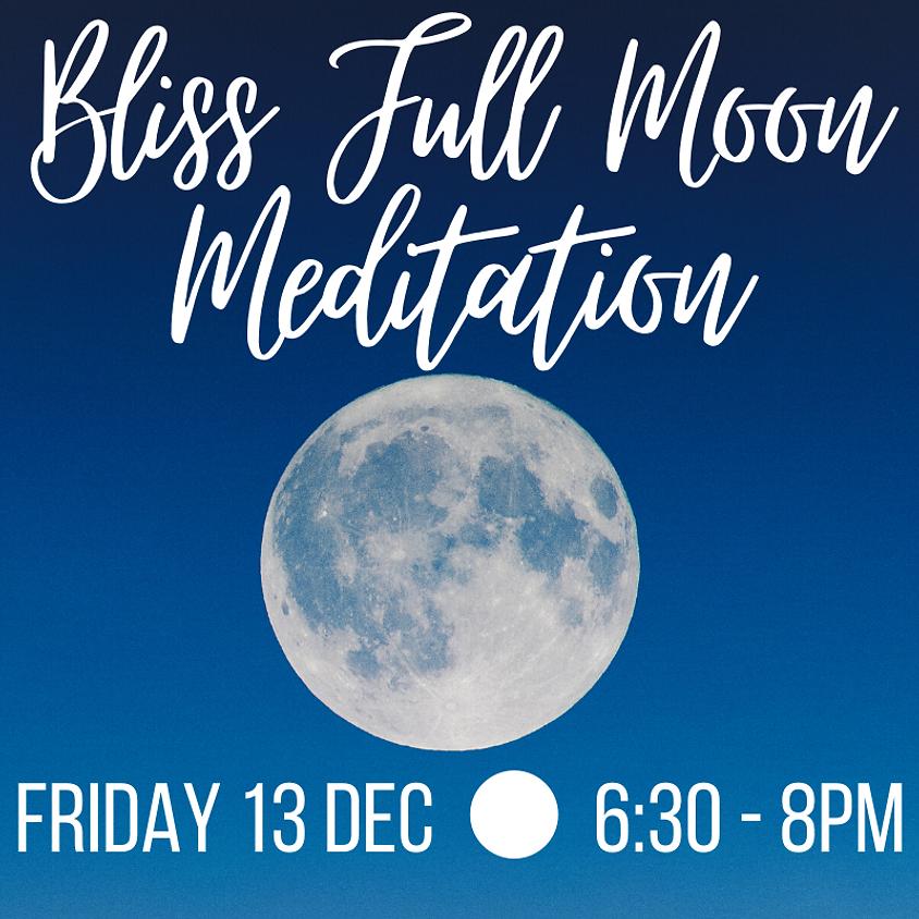 Bliss Moon Meditation