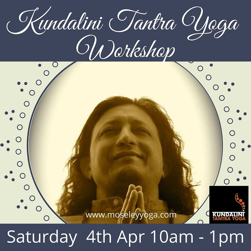 Online Kundalini Tantra Yoga Workshop