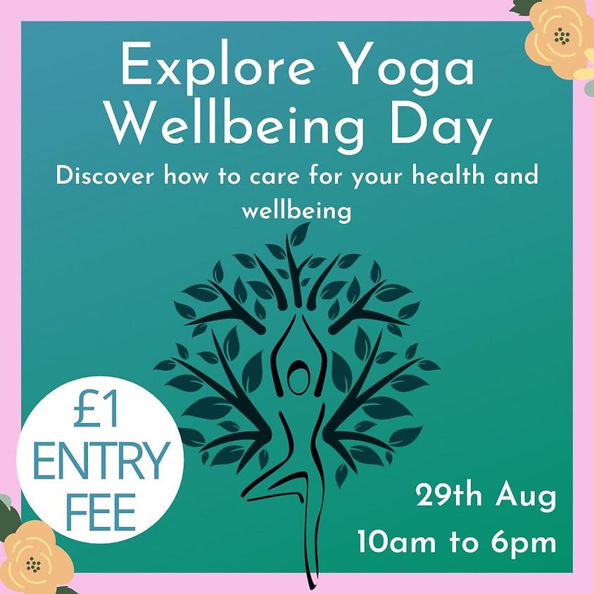 Moseley Yoga Wellbeing Day
