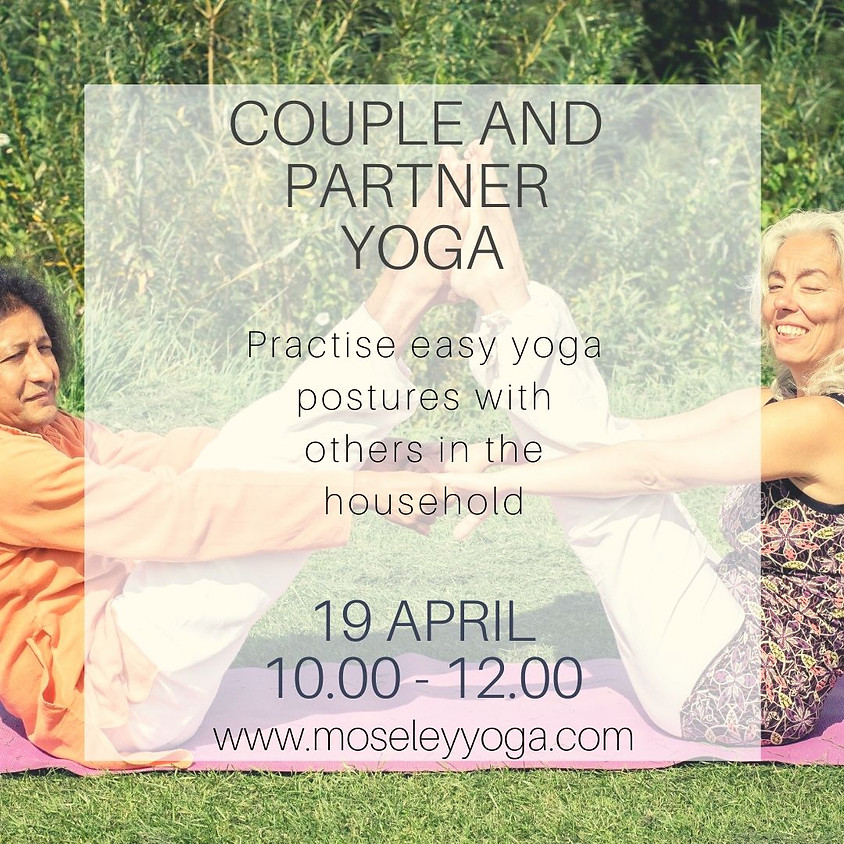 Couple and Partner YOGA
