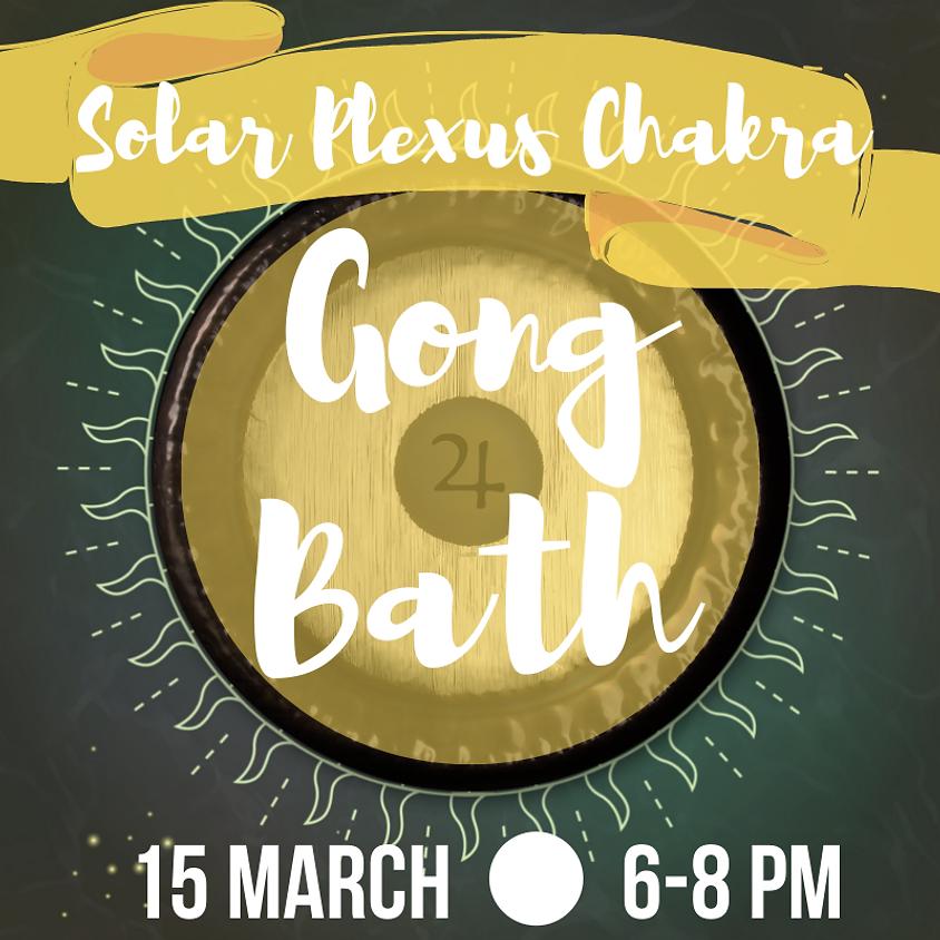 Gong Bath - Solar Plexus Chakra