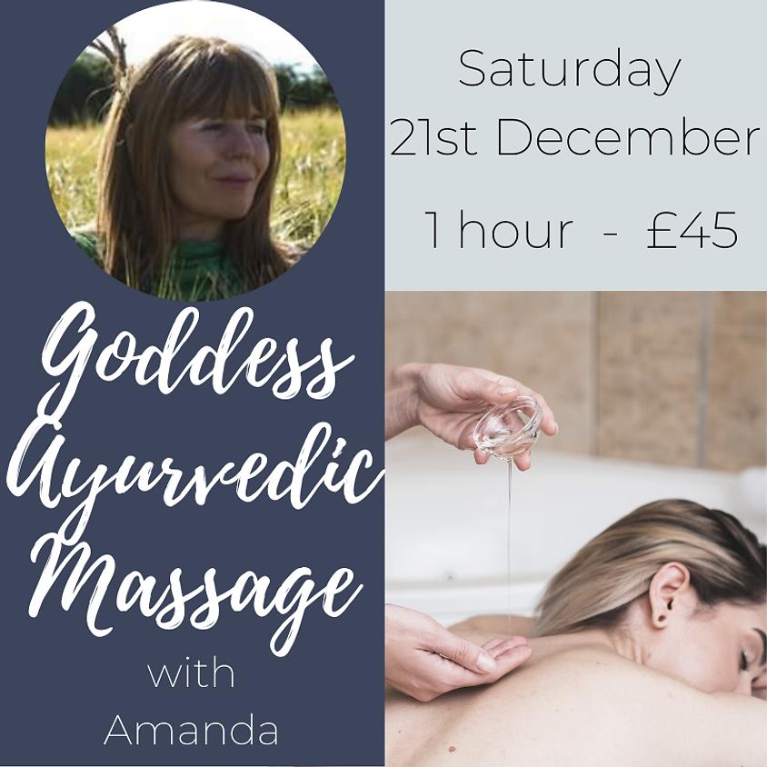 Goddess Ayurvedic Massage