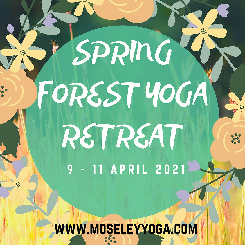 Forest Yoga Retreat - Welcoming Spring