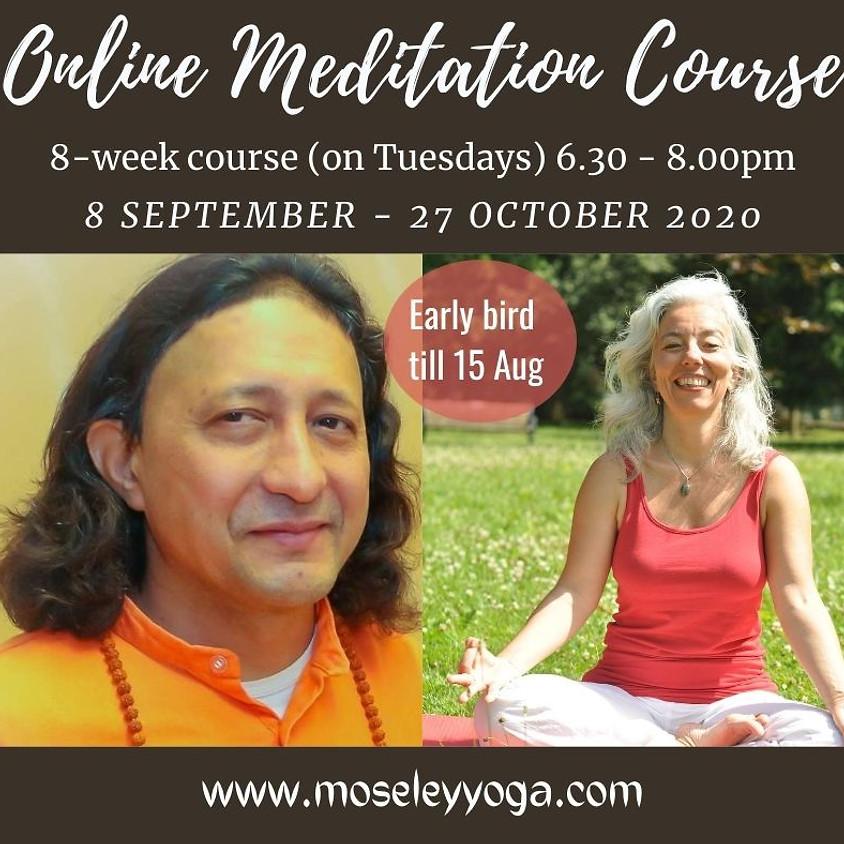 Online Meditation Course 4.