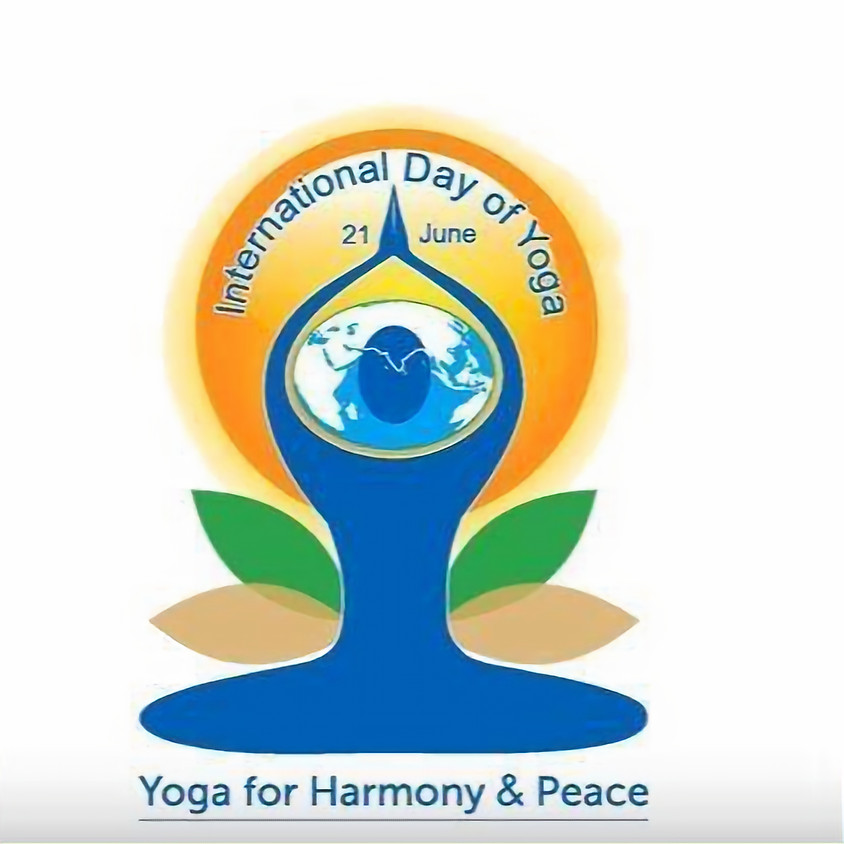 INTERNATIONAL DAY OF YOGA (REGISTRATION REQUIRED)