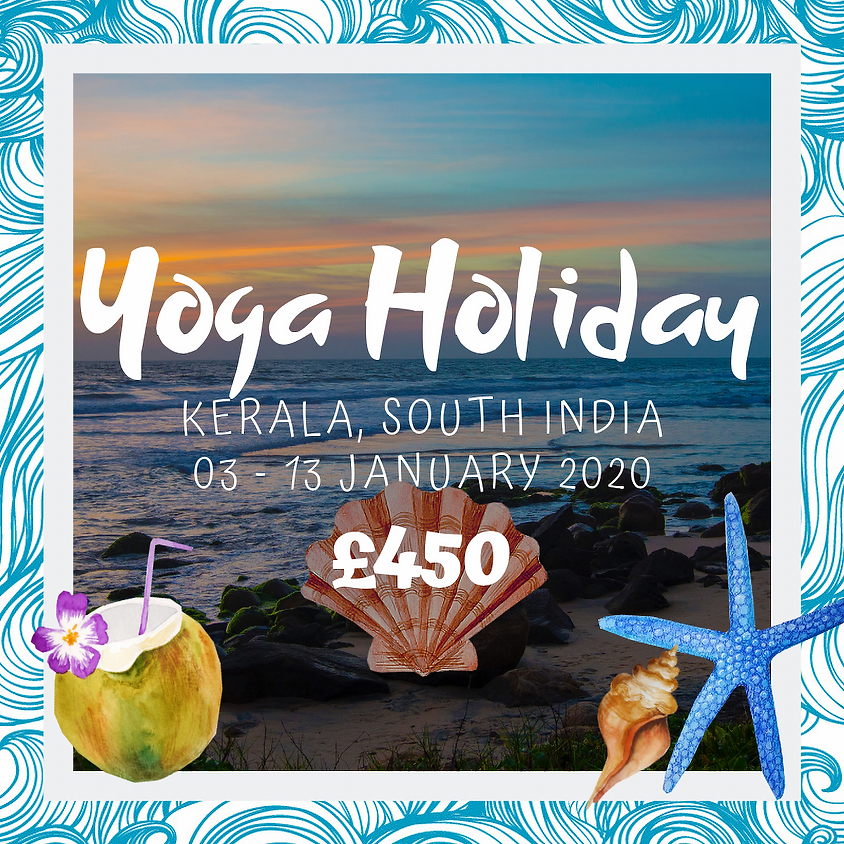 Yoga Holiday in South India