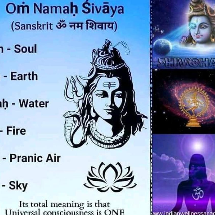 Maha Shiv Ratri celebration at Moseley Yoga