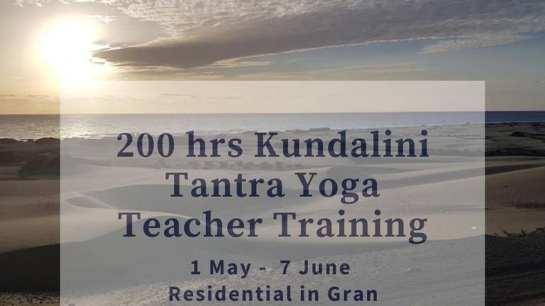 Kundalini Tantra Yoga Teacher Training