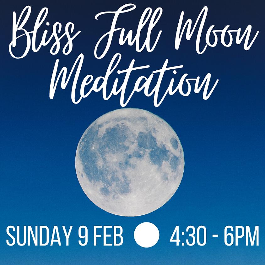 Bliss Full Moon Meditation